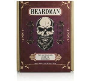 Zestaw do pielęgnacji brody Beardman